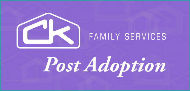 CKFS Post Adoption Banner