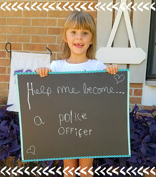 Help Me Become a Police Officer