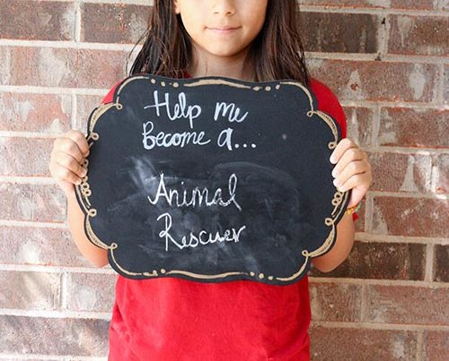 Help Me Become an Animal Rescuer
