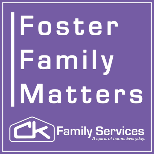 Foster Family Matters Podcast Logo